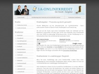 1a-onlinekredit.de