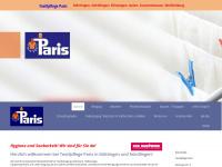 Textilpflege-paris.de