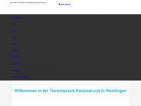 Tierarztpraxis-reimlingen.de