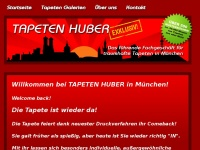 traumtapeten.info Webseite Vorschau