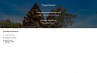 travel-consult.biz Webseite Vorschau