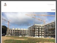 trigenius.de Webseite Vorschau