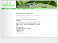 uv-doellerer.de Webseite Vorschau