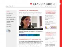 claudiakirsch.de