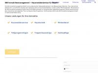 089immobilienmanagement.de Webseite Vorschau