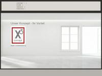 x3concept.de Webseite Vorschau