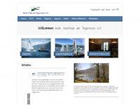 ycat.de Webseite Vorschau