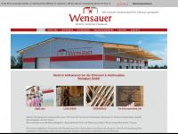 zimmerei-wensauer.de