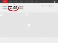 zwickl-oele.de Webseite Vorschau
