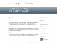 Abacron.de