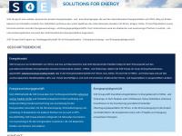 s4e-group.com Webseite Vorschau