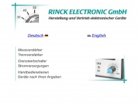 rinck-electronic.de