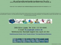 auslandsreisekrankenschutz.de