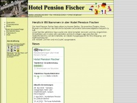 hotel-pension-fischer.de