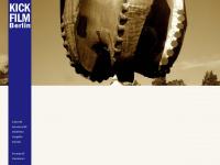 kick-film.de Webseite Vorschau