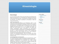 kinesiologie-ch.ch Webseite Vorschau