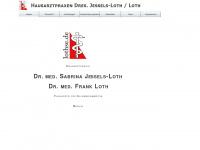 lothse.de Webseite Vorschau