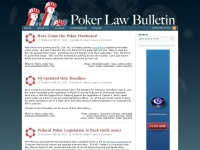 pokerlawbulletin.com