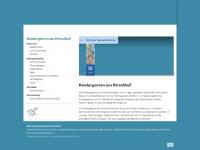kindergarten-am-hirschhof.de Webseite Vorschau