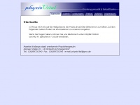 physiovitalberlin.de Webseite Vorschau