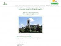 kirche-marzahn.de Webseite Vorschau