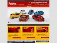 streng-kfz-pfandleihhaus.de Webseite Vorschau