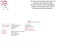 studioklv.de Webseite Vorschau