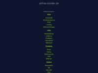 airline-insider.de Webseite Vorschau