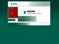 vegro.de Webseite Vorschau