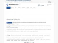 physioworxx.com Webseite Vorschau