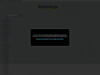 amontega.de Webseite Vorschau