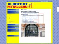 albrecht-metall.de