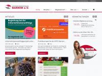uv-barnim.de Webseite Vorschau