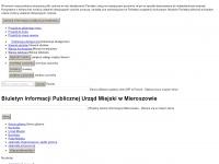 bip.mieroszow.pl