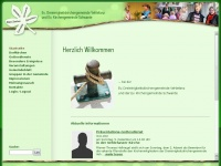 kirche-oberkraemer.de Webseite Vorschau