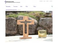 kirchengemeinde-saarmund.de Webseite Vorschau