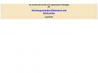kirchen-in-schoeneiche.de Webseite Vorschau
