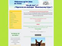 kinderbauernhof-erkner.de Webseite Vorschau