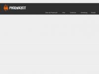 phoenixzeit.de Webseite Vorschau