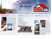 henning-bedachungen.de