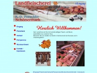 Landfleischerei-porschke.de