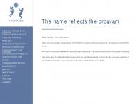 kidsglobe.org Webseite Vorschau