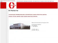 loeschanlagen.net Webseite Vorschau