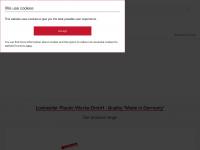 lockweiler-werke.com Webseite Vorschau