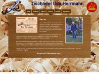 Tischlerei-udo-herrmann.de