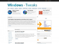 windows-tweaks.info Thumbnail