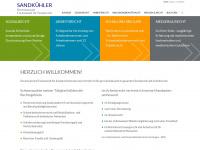 rechtsanwalt-sandkuehler.de