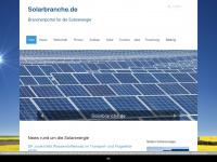 solarbranche.de