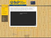 bdp-stamm-rainbow.de Webseite Vorschau