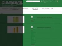 amperesystem.com Webseite Vorschau